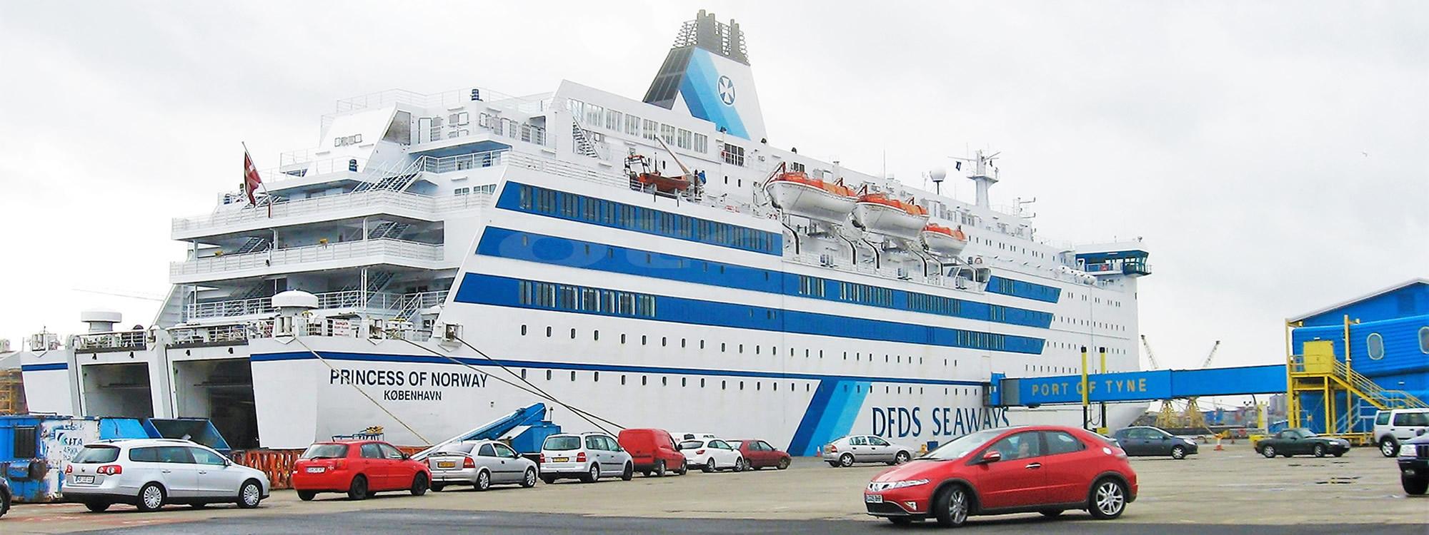 Ferry Lijnen Naar Engeland Ierland Schotland En Wales